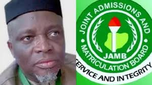 JAMB Registrar, Prof. Ishaq Oloyede. Photo: Nigeria News