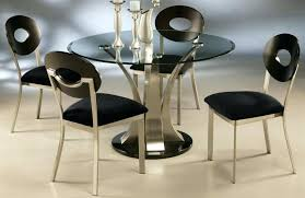 black metal round dining table dining room furniture round glass top dining table round clear glass