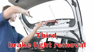 Bmw 128i Third Brake Light How To Remove 3rd Brake Light Bmw 1