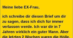 Lustige Sprüche Ex Mann Heirat Ehe Scheidung 2019 04 28