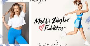Fabletics x Maddie Ziegler Collection ...