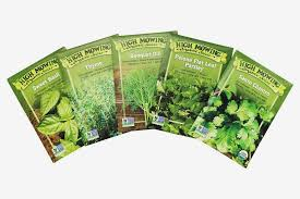 best herbs to grow indoors high mowing organic seeds kitchen herbs organic seed collection variety pack