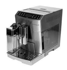 <b>Кофемашина Delonghi ECAM 510.55.M</b> Серебристый купить ...