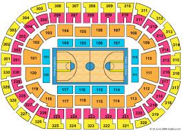 Oklahoma Thunder Arena Seating Chart Okc Thunder Stadium Seating Chart Www Bedowntowndaytona Com