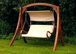 wooden garden swing chair swing seats full image for image of garden  outdoor swing chair ideas .