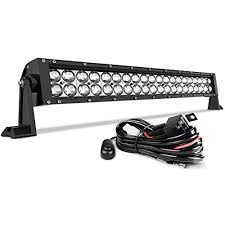 24 Inch Light Bar With Wiring Harness Details About Led Light Bar 24 Inch Straight Auto Work 4d 200w 8ft Wiring Harness 20000lm Fog