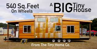 Small Picture The Big Tiny House 540 Square Feet FOUR axles YouTube