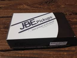 jbe modern t style tele telecaster pickup set black formerly joe jbe modern t style tele telecaster pickup set black formerly joe barden