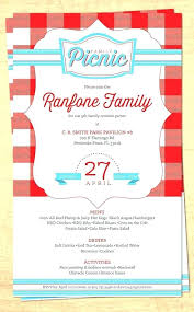 Family Reunion Templates Free Printable Invitations Announcements