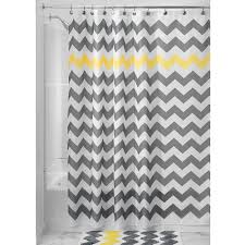 yellow and white curtains quatrefoil lattice curtain panels grey charming bathroom with pretty modern shower ideas plus interesting lined