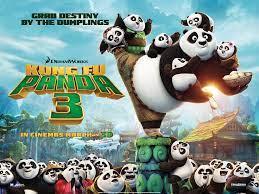 Kung Fu Gấu Trúc 3 Kung Fu Panda Huyền Thoại Chiến Binh - Thuyết Minh - Phim  chiếu rạp mới