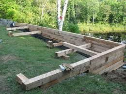 landscaping retaining walls building
