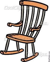 rocking chair clipart. Rocking Chair Clipart A