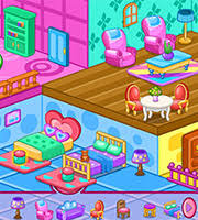 Small Picture Doll House Decoration Game AgnesGamescom