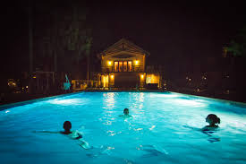 pool water at night. Night Swimming At The Evergreen - Kim Carroll Photography Pool Water Y