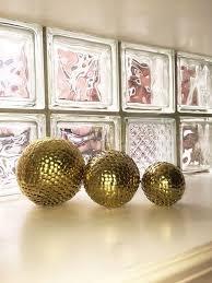 Decorative Vase Filler Balls Enchanting 32 Vase Filler Balls Gold Sphere Gold Decor Ball Shelf Decor