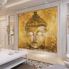 vintage buddha photo wallpaper 3d custom wallpaper oil painting wall murals bedroom living room art room decor home decoration religion bollywood