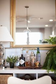 Grey and Scout - dining rooms - bar cabinet, ikea expedit | Home ...