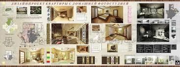 Дизайн проект кафе в стиле китч с картинами автора Дипломный дизайн проект квартиры zoomПодробнее