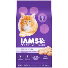 Kitten Weight Chart By Age Healthy Kitten Food With Chicken Iams