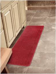 Kitchen Floor Mats Runners Kitchen Concrete Floor 1000 Images About Red And Black Cotton