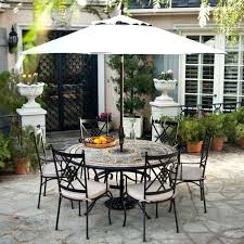 large round outdoor dining table full size of round outdoor dining table for 6 round table
