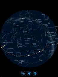 Tonights Star Chart Starmap The Astronomy App