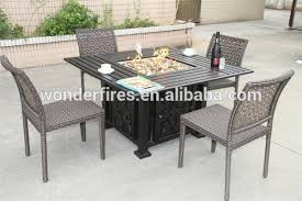 gas patio table. 48\ gas patio table l