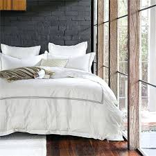 hotel collection linen hotel collection bedding 7 piece comforter set