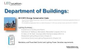 Nyc Sca Organization Chart Lighting 311 Navigating The Codes On Lighting In Nyc