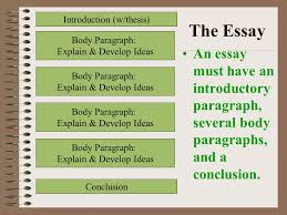 grading symbols and essay tips title have a title for your essay   ideas conclusion the essay an essay must have an introductory paragraph several body paragraphs and a