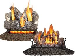both the vented and the non vented has their pros and cons and the choice of whichever the logs one may choose depends on various variants vented gas logs