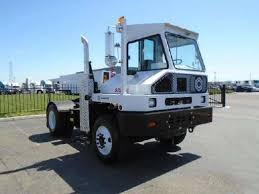 Yard Spotter Trucks For Sale In California
