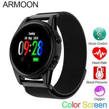 <b>Smart Watch R13S</b> Heart Rate Bracelet Blood Pressure Sleep ...