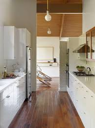 mid century modern galley kitchen. Jonn Coolidge Mid Century Modern House Architecture · Galley KitchensModern Kitchen
