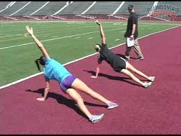 high performance drills for the middle distance runner