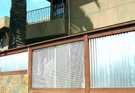galvanized shower walls corrugated metal shower wonderful galvanized siding fence panels me steel sheet