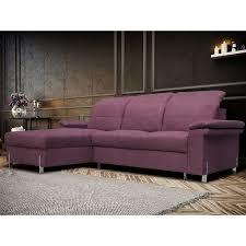 bmf bergamo modern corner sofa bed