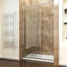 clean glass shower doors elegant sliding shower door enclosure walk in shower cubicle easy clean glass clean glass shower doors