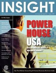 INSIGHT Magazine August 2009 by Illinois CPA Society / INSIGHT Magazine -  issuu