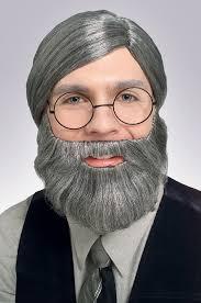 fake character beard and mustache