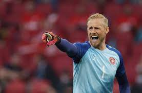 Denmark's Schmeichel takes cheeky swipe at England ahead of Euro 2020 tie