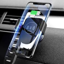 KISSCASE Gravity <b>Car Wireless Charger</b> For iPhone 8 Plus XR XS ...