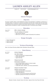 design resume example interior design cv example capture designer resume mobilezidea info