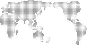 世界地図 パブリックドメインq著作権フリー画像素材集