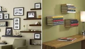 ... Living Room, Floating Shelves Ideas Pinterest Living Room Wall Shelves  Ideas: Marvellous Great Living ...