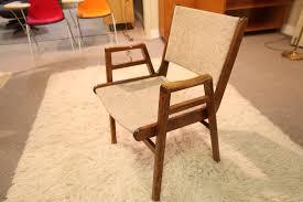 Consign Design Edmonton Vintage Single Teak Chair