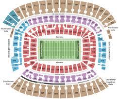 Joe Bruno Stadium Seating Chart Firstenergy Stadium Cleveland Tickets With No Fees At