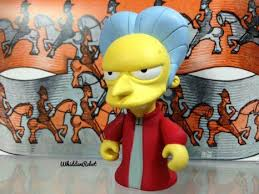 Nerd News Today U2013 A Boy And His Blind Box Kidrobot U201cThe Simpsons Simpsons Treehouse Of Horror Kidrobot