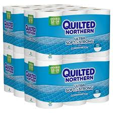 Quilted Northern Ultra Soft & Strong Toilet Paper - 48 Double ... & Quilted Northern ... Adamdwight.com
